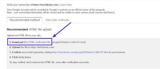 Проверка сайта Google: 7 способов проверки с помощью Search Console
