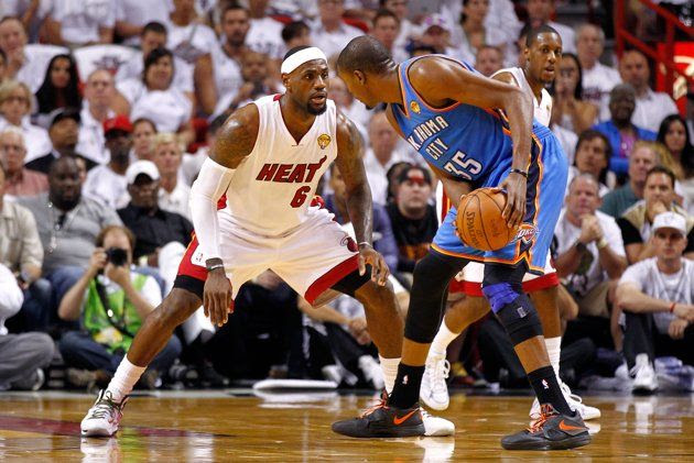 NBA Finals 2012 - Game 3