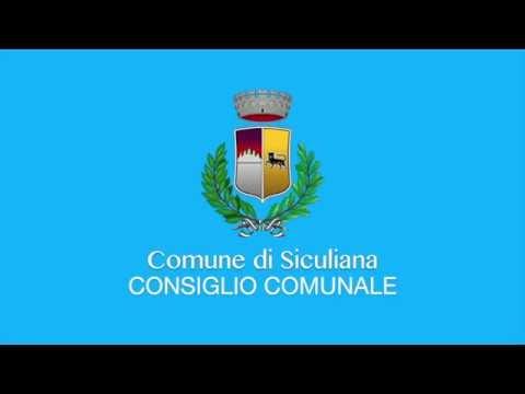 Video Consiglio Comunale del 20 Novembre 2019