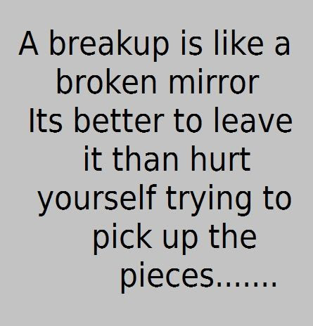Quotes About Breaking Up For College 15 Quotes