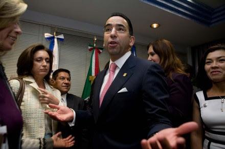Javier Lozano, senador. Foto: Octavio Gómez