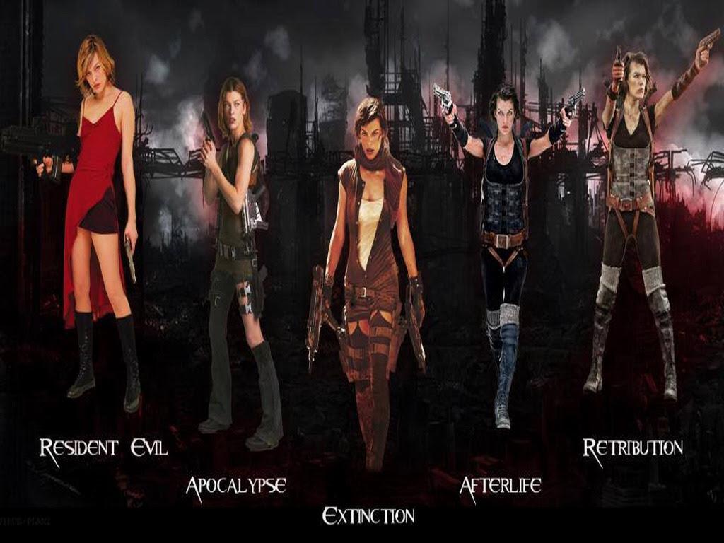 Resident Evil Resident Evil Movie Wallpaper 34631991 Fanpop
