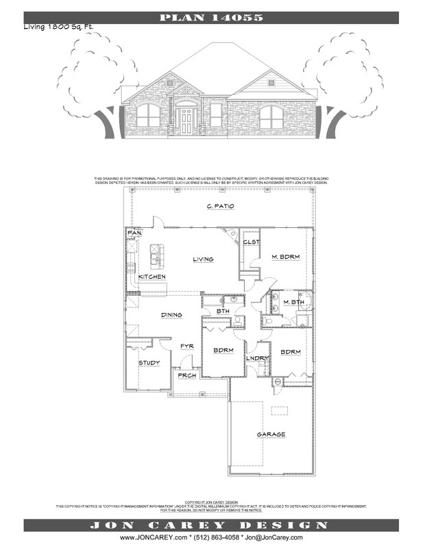 Plans Over 1000 Sf Jon Carey Design Aibdcertified Professional