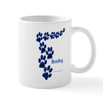 Bentley Name Mug