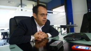 Alejandro Mora Delgado. Foto: CAMTIC