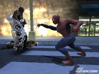 Spider Man 2 damon PS2 ISO untuk android