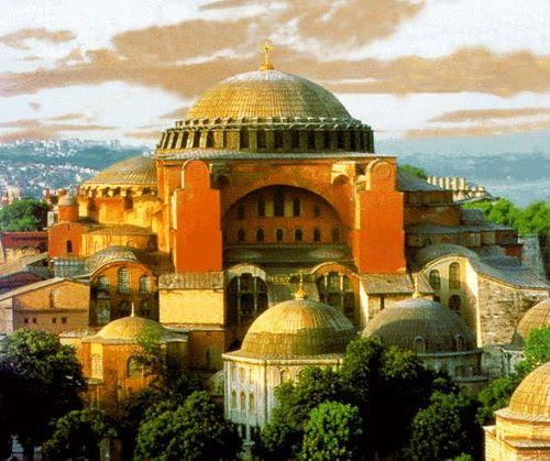 Basílica de Hagia Sofía