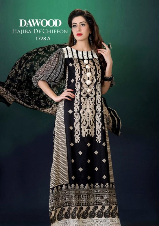 Hajiba-De-Chiffon-by-Dawood-Lawn-Double-Shade-Lawn-Prints-New-Fashion-2013-2014-15