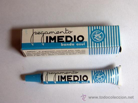 IMEDIO glue