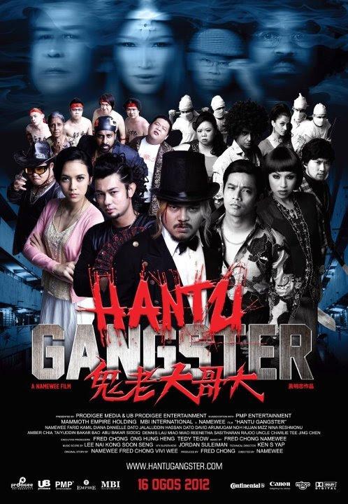 Poster filem Hantu Gangster