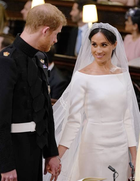 Royal Wedding 2018: Who Meghan Markle is Wearing [PHOTOS