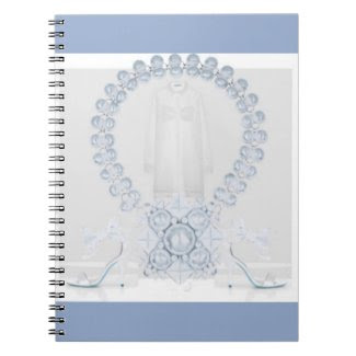 Pastel Blue Notebook