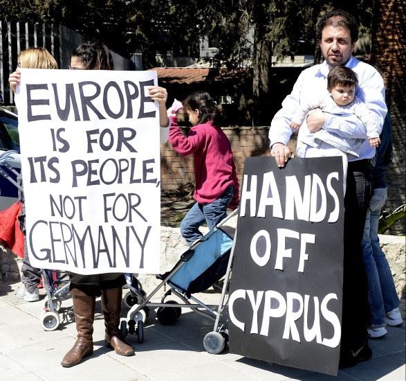 Indignación en Chipre