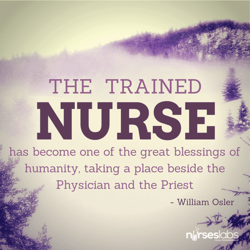 Famous Quotes About Nursing Profession. QuotesGram