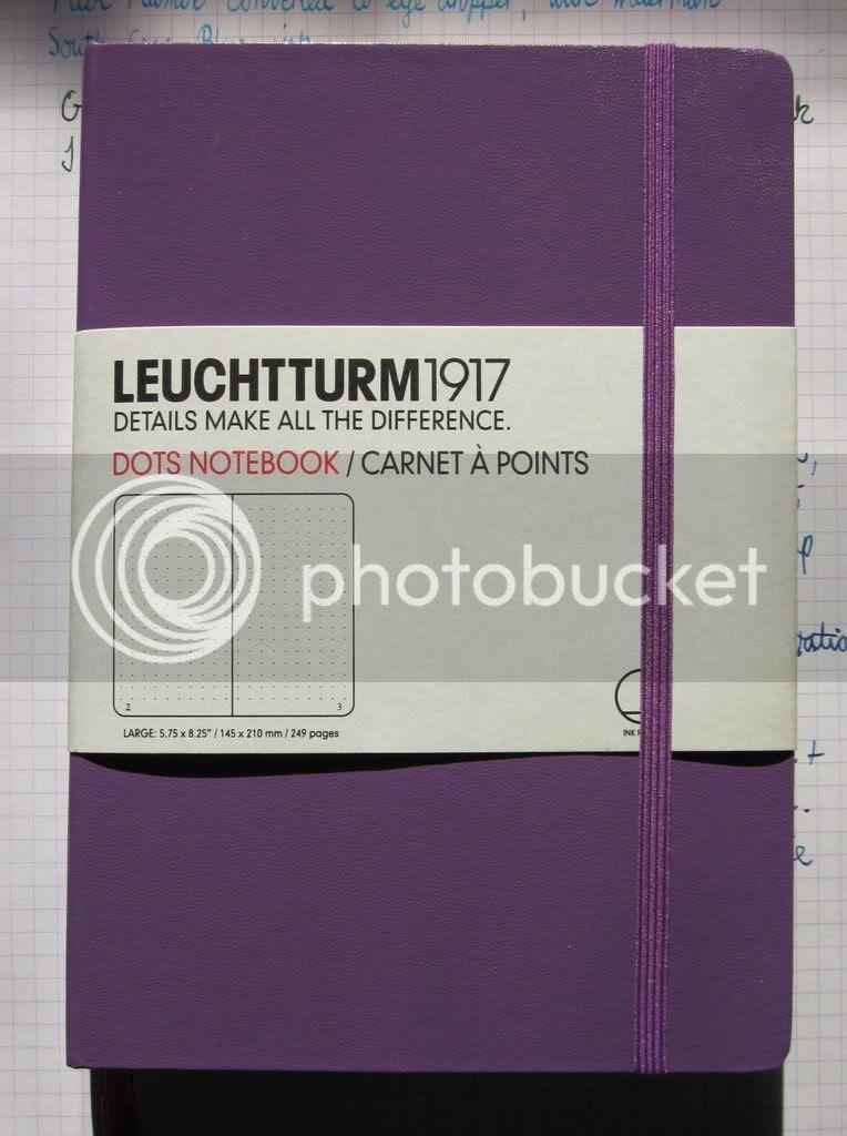 """Lilac"" Leuchtturm1917"