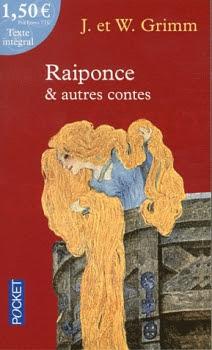 Couverture Raiponce et autres contes