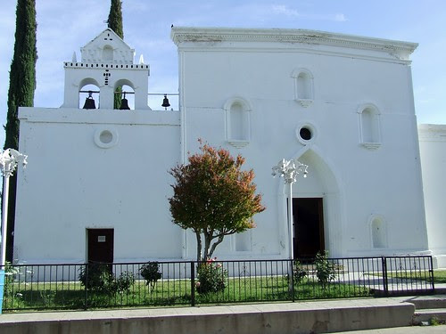 Templo de San Lorenzo de Huepac