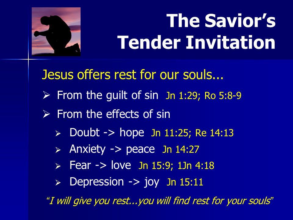 Image result for Jesus Offers Rest