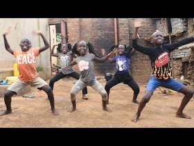 Masaka Kids Africana Dancing Joy Of Togetherness - Funniest Videos - Epi...
