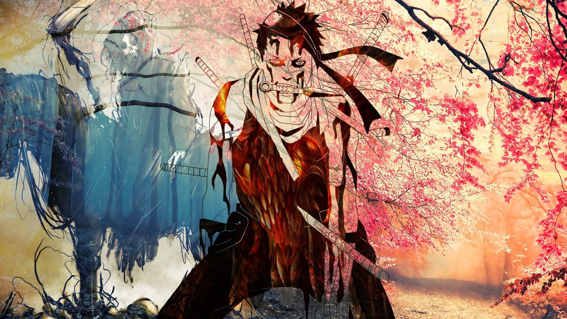 Download 540 Naruto Zabuza Wallpaper Hd Paling Keren Wallpaper Keren