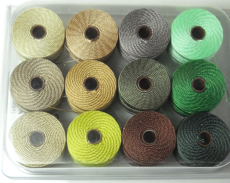 Amazon.com: 12 Super-lon #18 Cord Ideal for Stringing Beading Crochet and Micro-macram Jewelry Compatible with Kumihimo Projects S-lon Summer Mix