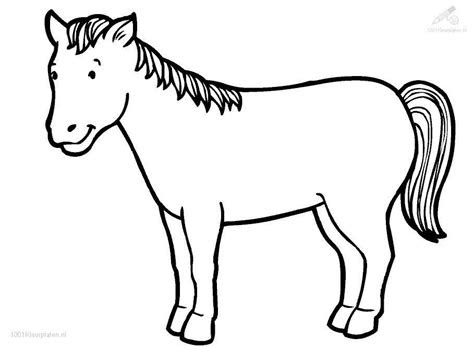 horse coloring pages  coloringpages animals