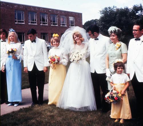 Bill and Kathy's Wedding