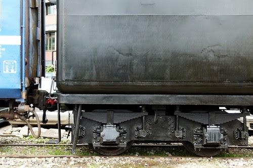 DT668  煤水車的轉向架