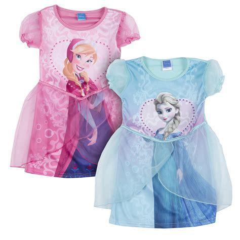 DISNEY Frozen Anna Elsa Dress Costume Fancy Dress Party