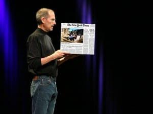 113 300x225 ¿The New York Times y Apple juntos?
