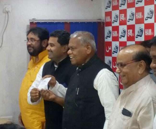 जीतनराम मांझी ने किया नीतीश गान, कहा- दलितों को दिया पूरा सम्मान