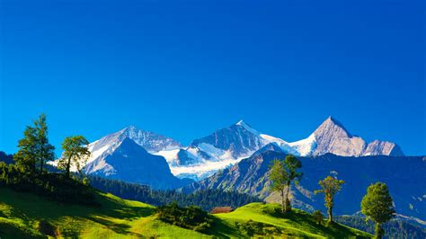 wallpaper switzerland alps mountains landscape hd