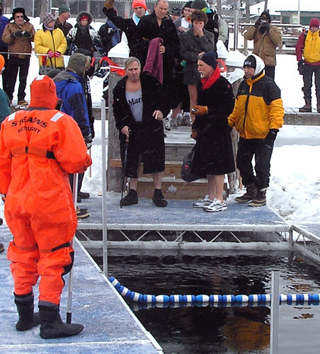 "Minnetonka Polar Plunge founders:  ""What were we thinking?"""