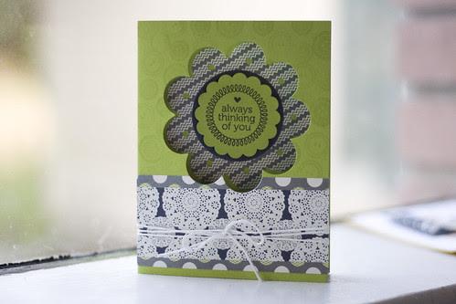 Simon Says Stamp: January 2013 Card Kit