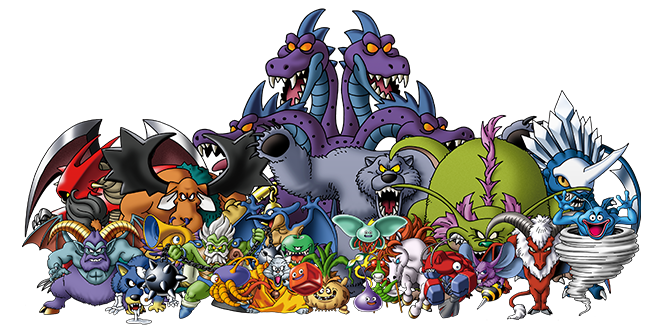 Can T Stop The Monsoon Sollosi S Favorite Dragon Quest Monsters It has been a long road, and you've already put in way too many hours, but it's time to. sollosi s favorite dragon quest monsters