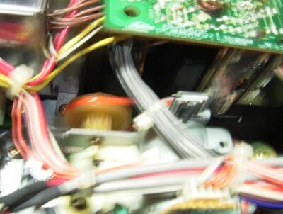 ビデオのベルトの修理