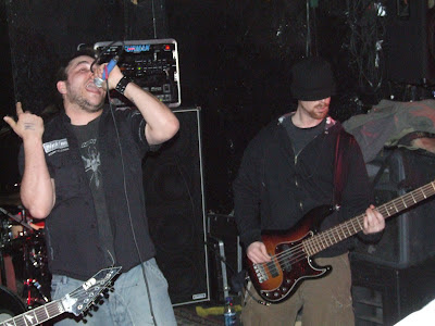 Car Bomb @ Lit Lounge, Feb. 19th, 2007