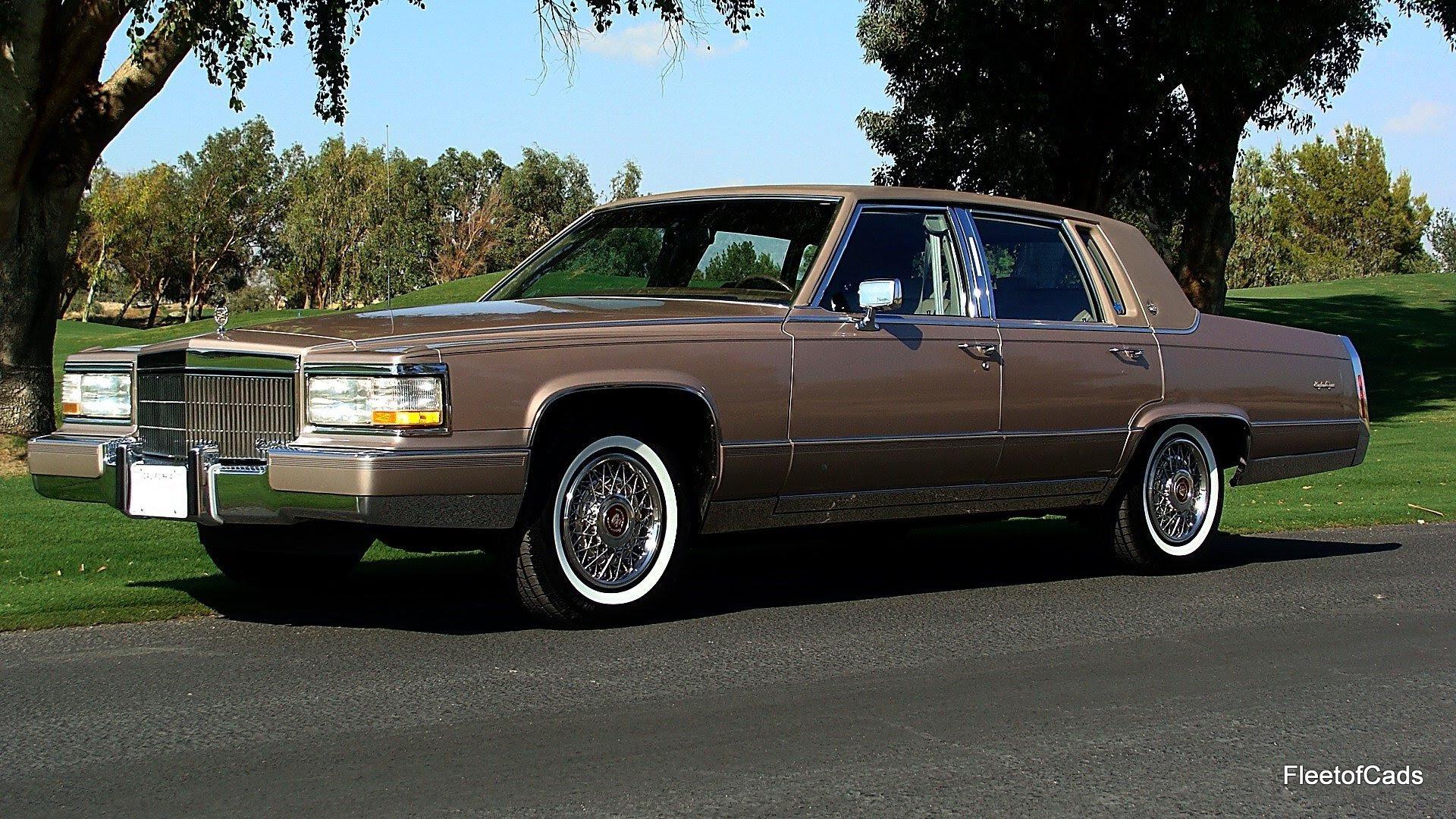 Cadillac Brougham Delegance - NewsGlobeNewsGlobe