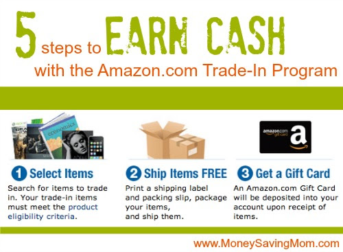 Earn cash from amazon