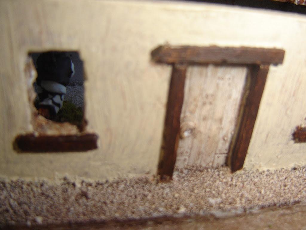 Taliban take cover inside house