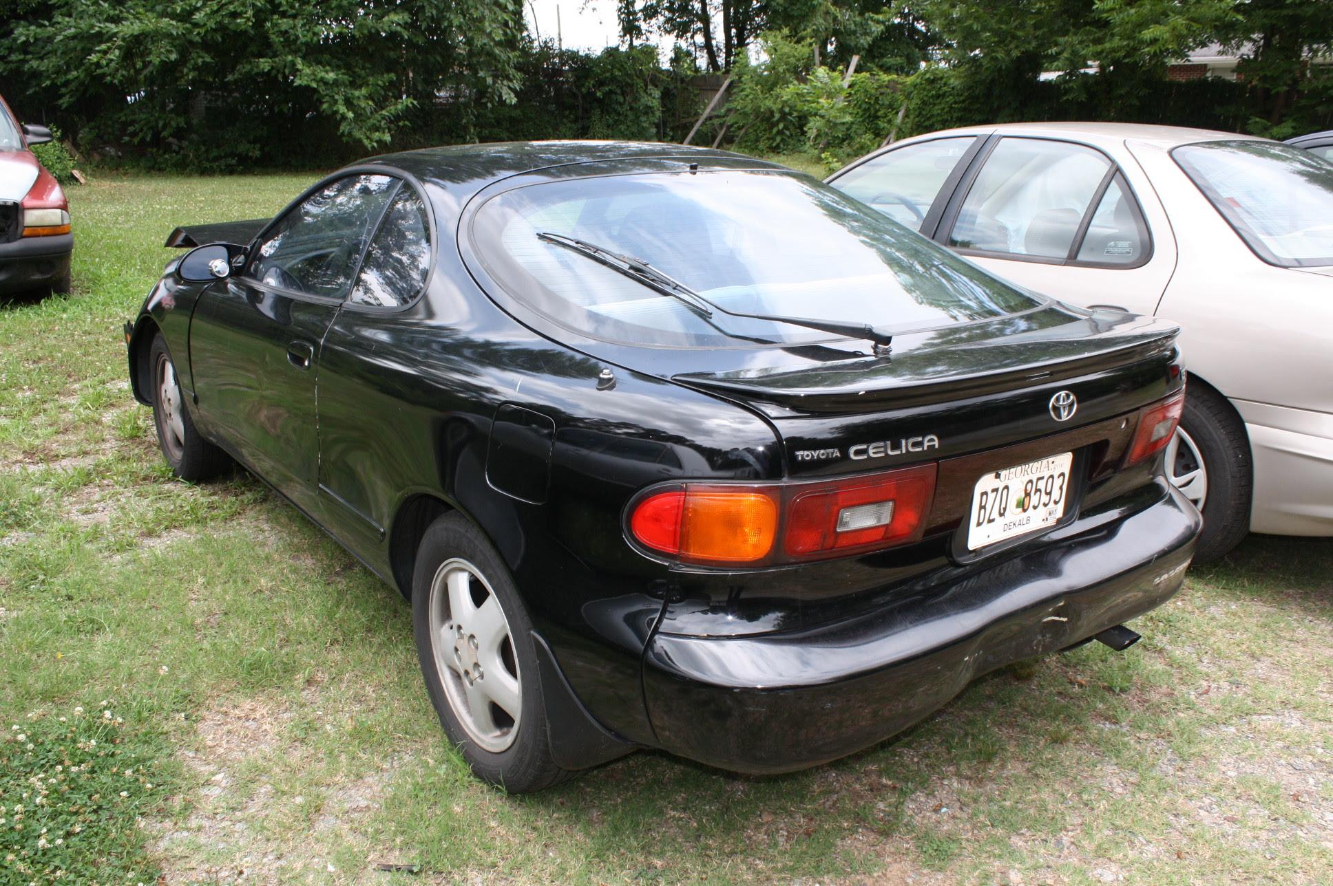 1993 Toyota Celica GT 15