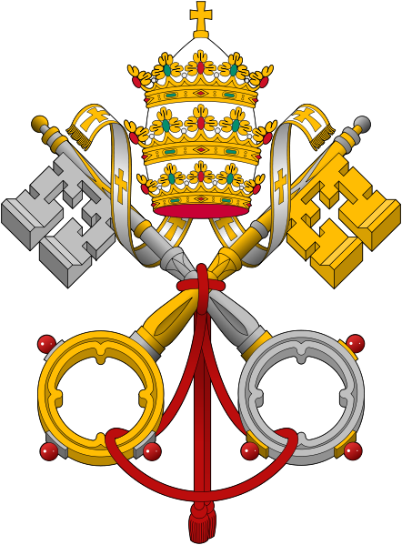 File:Emblem of Vatican City.svg