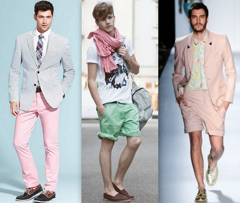 Resultado de imagem para look de inverno de cor pastel 2017 para homens