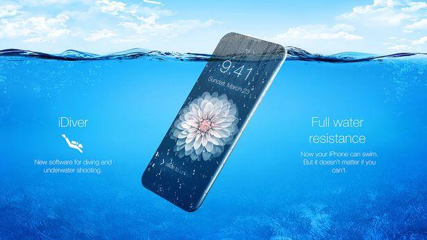 """فيديو يظهر توقعات شكل الايفون 7 """" 7 iphone """""""