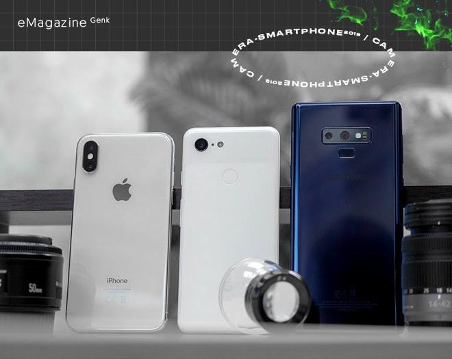 Quên số chấm, cảm biến hay ống kính đi, vì tương lai nhiếp ảnh smartphone phải là những dòng code - Ảnh 2.