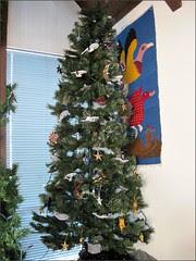 Star Trek Christmas Tree