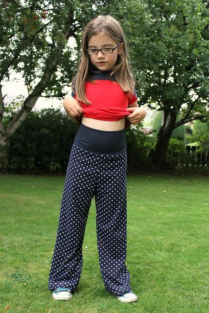 Ananda pants front