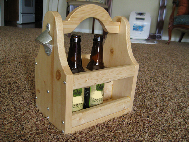 Diy Wood Beer Projects Good Woodworking Plans