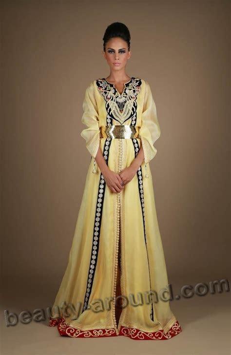 Muslim Women's Dresses: Abaya and Caftan (30 Photos)