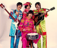 Tricked ya!  This is the Fab Four, not The Beatles